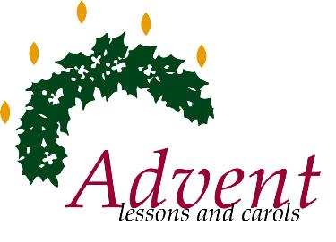 5th annual advent lessons and carols service queen of. Black Bedroom Furniture Sets. Home Design Ideas